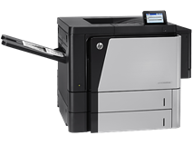 Máy in HP LaserJet Enterprise M806dn (A3) ( Duplex , network )
