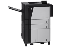 Máy in HP LaserJet Enterprise M806x+ NFC/Wireless Direct Printer (A3)